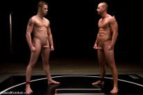 The Oil Match from Naked Kombat
