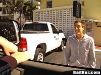 Str8 Guy Alex Garcia from Bait Bus
