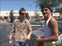 Taz And Sean from Broke Straight Boys