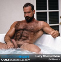 Carl Hardwick from Colt Studio