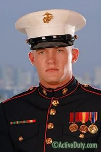 Sexy Marine Dj from Active Duty