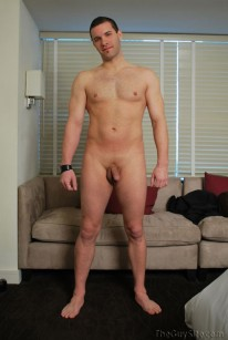 Macho Hunk from The Guy Site