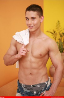 Nathan Good Shows Off from Bel Ami Online