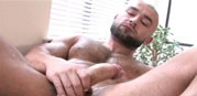 Francois Sagat Shows Off from Sex Gaymes