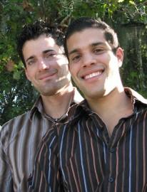 Brendan and Christian Suck from Adam Cruise