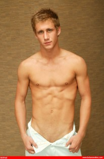 Ripped Terry Dixon from Bel Ami Online