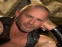 Muscular Brendan Davies from Hot House