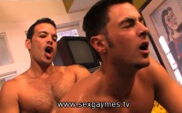 Tristan and Marcos Fuck from Sex Gaymes