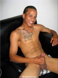 Latin Twink Flaco from Miami Boyz