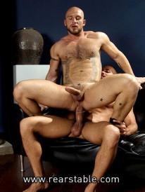 Aitor And Antonio from Raging Stallion