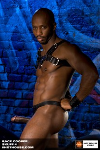 Race Cooper In Leather from Hot House