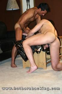 Carlos And Ridge Bareback from Hot Barebacking