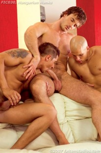 Hungarian Hunks from Falcon Studios