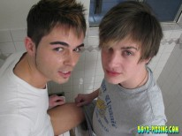Pissing Twinks from Boys Pissing