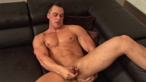 Straight Hunk Bruce from Sean Cody