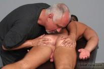 Warren Wood Massaged from Jake Cruise