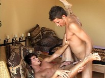 Davy And Jean Fuck from Bel Ami Online
