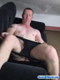 Steve Shows Off from Wank Off World