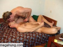 Hairy Studs from Mega Hung