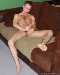 Zach Busts A Nut from College Dudes