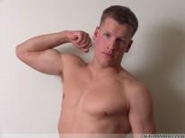 Construction Worker Cameron from Next Door Male