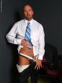 Dane Hyde Jerks Off from Bad Puppy