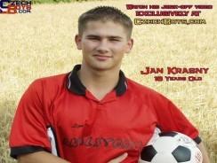 Jan Krasny from Czech Boys