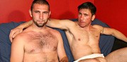 Manuel And Marko And Mitch from Amateur Canadian Guys