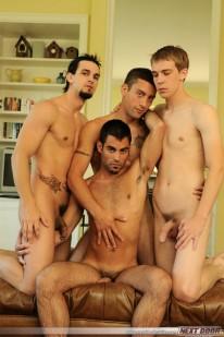 Next Door 4some from Next Door Buddies