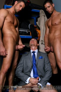 Double Take from Men At Play