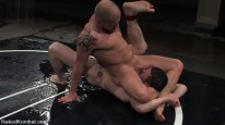 Dean Vs Luke from Naked Kombat