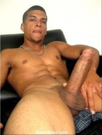 Str8 Latin Randy from Miami Boyz