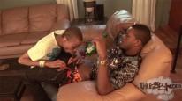 Breion Plows Kidd from Thug Boy