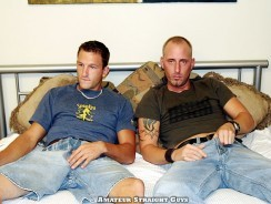 Paul And Dirk from Amateur Straight Guys
