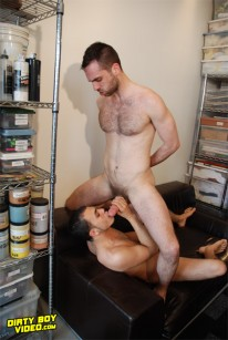 Brandon And Carlos Fuck from Dirty Boy Video