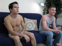 Ridge And Josh Suck from Broke Straight Boys