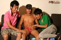 Gay Asian Orgy from Boykakke