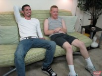 Kevin And Ben Stroke from Broke Straight Boys