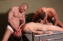 Borstal Initiation from Uk Naked Men