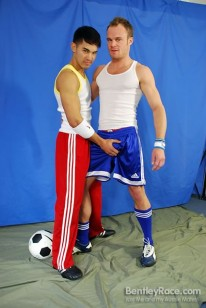 Troy And Chad Fuck from Bentleyrace