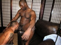 Servicing Nubius from New York Straight Men