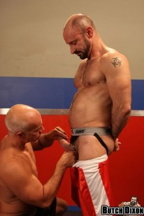 Foreskin Hungry from Butch Dixon