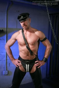 Greg Mitchell from Hot Older Male