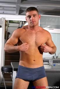 Hunky Tyson from Uk Naked Men