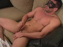 Lawnmower Man from Maskurbate