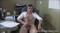 Broke Hairy Devin from Broke College Boys