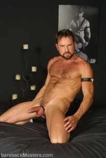 Will West from Bareback Masters