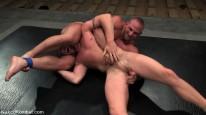 Luke Vs Samuel from Naked Kombat