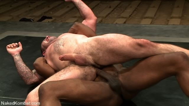 Dak Vs Race From Naked Kombat At Justusboys - Gallery 15168-4375