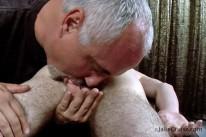 Jb Downs Massaged from Jake Cruise